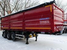 2016 BODEX KIS grain truck semi