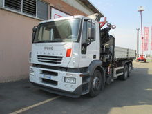 Used 2003 IVECO Stra