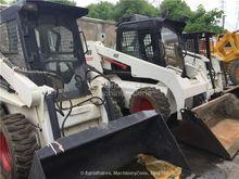 2013 BOBCAT S130 skid steer