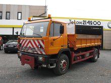 1995 STEYR 18S26 dump truck