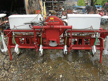 Eberhardt mechanical seed drill