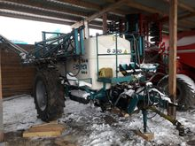 1996 BBG s330 trailed sprayer