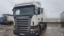 2010 SCANIA R420 MECHANIKA, dou