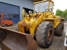 1982 HANOMAG 44 C wheel loader