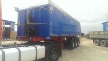 2007 JANMIL tipper semi-trailer
