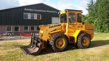 1994 AHLMANN AZ10 wheel loader