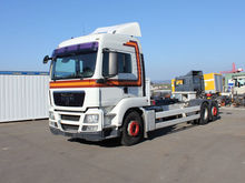2008 MAN TGS 26.440 *2 chassis