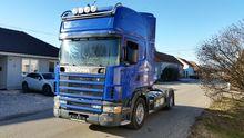 Used 2002 SCANIA 124