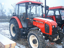 Used 2002 ZETOR 7341