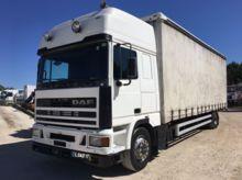 1996 DAF 360 ATI tilt truck