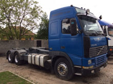 2000 VOLVO FH 12 460 hook lift