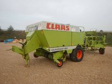 2008 CLAAS Quadrant 1150 square