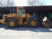2005 VOLVO L120E wheel loader