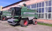 2008 FENDT 6250 E combine-harve