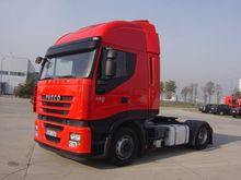 2011 IVECO STRALIS AS 440S45 T/