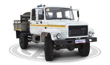 GAZ 33081 Eger 2 s kmu flatbed