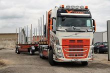 2016 VOLVO FH500 timber truck