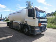 2003 DAF CF 85.380 gas truck