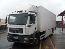 Used 2008 MAN TGM 18