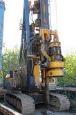2008 BAUER BG-20H drilling rig