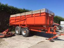 MIEDEMA HST120 tipper trailer