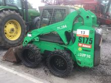 2011 BOBCAT S175 skid steer