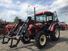 2002 ZETOR 5341 wheel tractor b