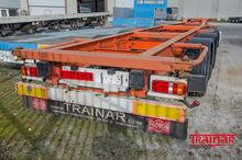 2000 KRONE SDC 27 container cha