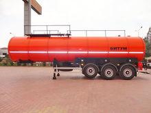 NURSAN bitumen tank trailer