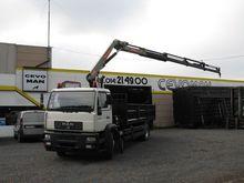 2005 MAN LE 18.280 dump truck