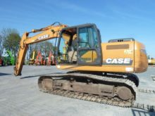 2008 CASE CX 180 B tracked exca