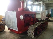 1992 HTZ T-150 crawler tractor