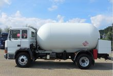 1989 IVECO 135-17 gas truck
