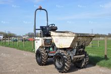 2007 TEREX HD1000 mini dumper