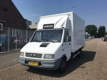 1996 IVECO Daily Bakwagen close