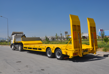 Used 2 AXLE LOWBED R
