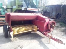 HOLLAND 286 square baler