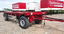 2008 MEILLER container chassis