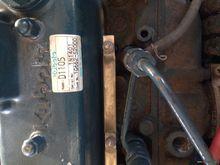 2001 KUBOTA D1105 '01 welding e