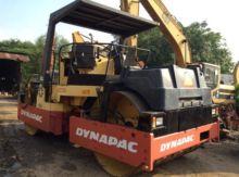 2003 DYNAPAC CC722 road roller