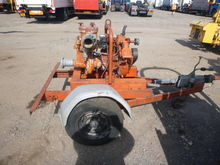 Used Motor pump by a