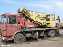 1985 RAVO max 16 Ton,Max 18m. c