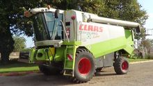 2003 CLAAS Lexion 460 combine-h