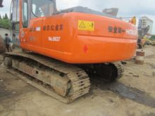 2013 HITACHI tracked excavator