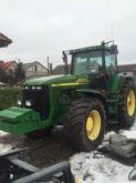 2001 JOHN DEERE 8210 wheel trac