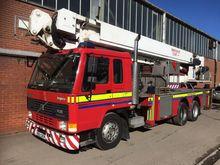 1996 VOLVO FL10 fire ladder tru