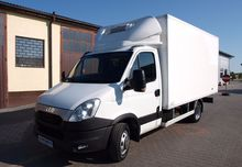 2012 IVECO 35c15 refrigerated t