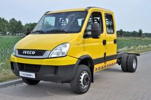 2011 IVECO Daily 70C17D EURO: 5