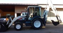 Used 2007 TEREX back
