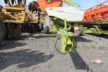 2012 CLAAS combine header trail